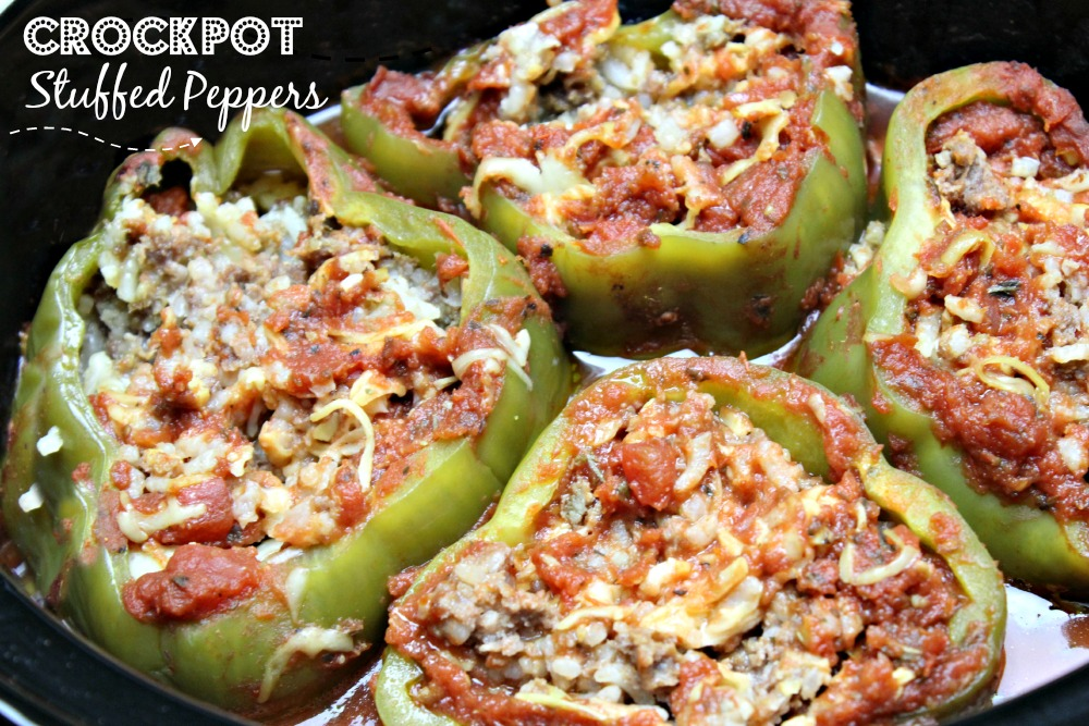 Healthy Stuffed Peppers The Best And Easiest Recipe