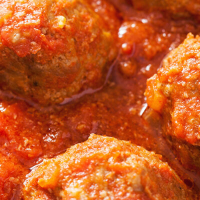 easy meatball recipe