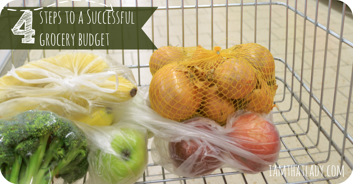 Is one of your new years resolutions to save more money on your groceries? Here is a proven strategy that I teach everyone at my coupon seminars. Here are Four steps to a successful grocery budget. Plus learn my 1/3 rd grocery budget system here -