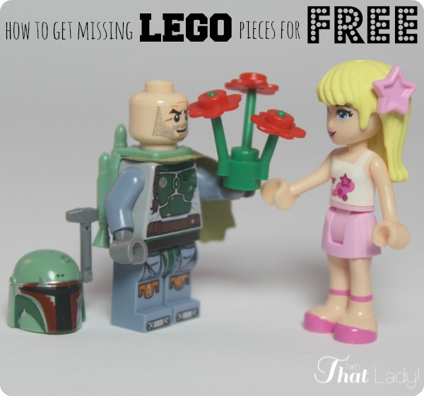 Lego parts pieces for Free