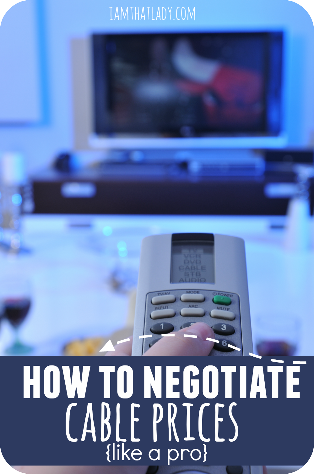 Negotiate Cable