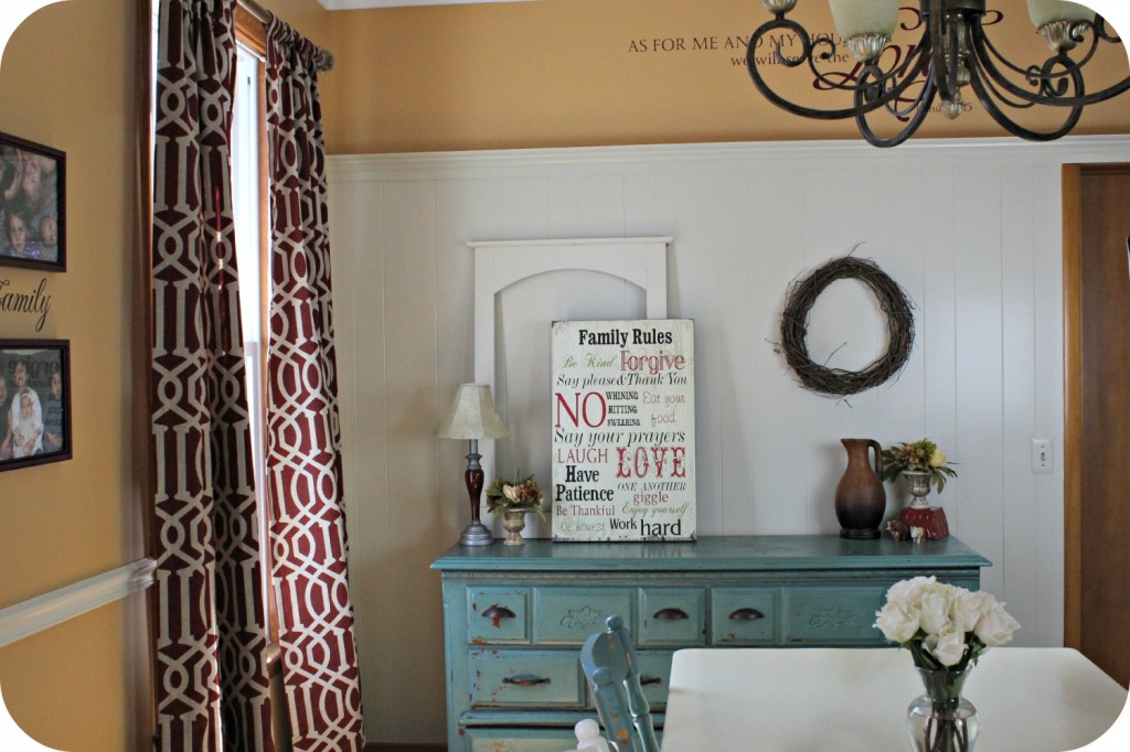 How to Milk Paint Furniture
