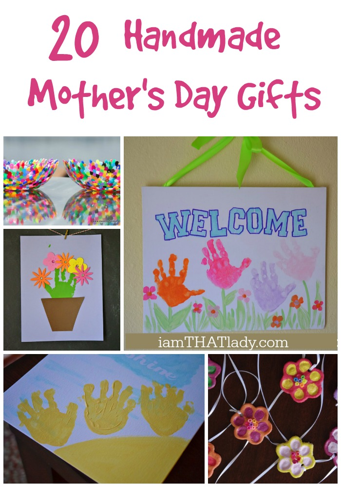 Mother Day Craft Ideas