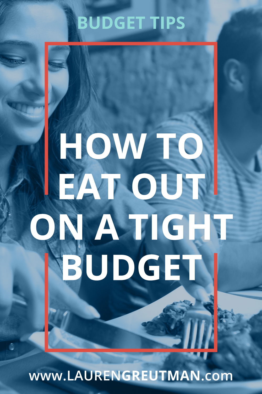 Just because your on a budget doesn't mean you can't eat out. Here are my favorite tips for *eating out on a budget* and how you too can fit it.