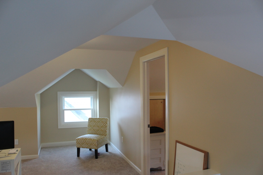 Finished Attic 2