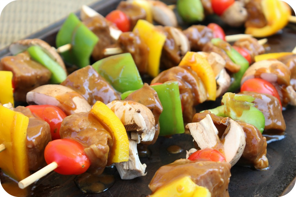 Brown Sugar Steak Kabob Marinade