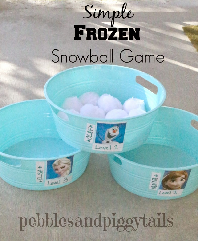 21 Disney Frozen Birthday Party Ideas Including a Beautiful