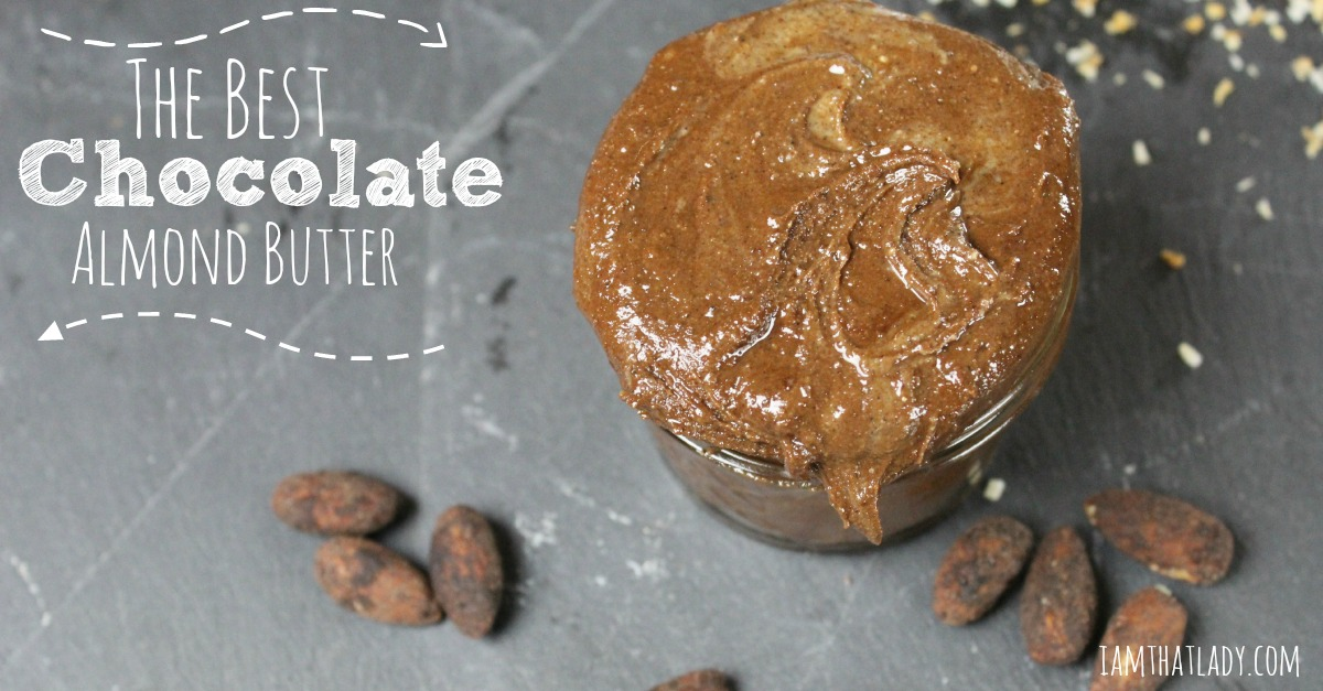 Chocolate Almond Butter FB