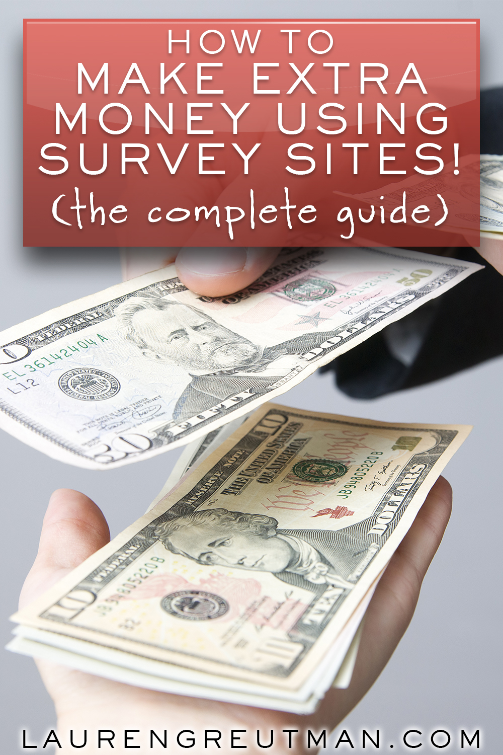 how to earn extra money at home how to make extra money at home with survey sites 4222
