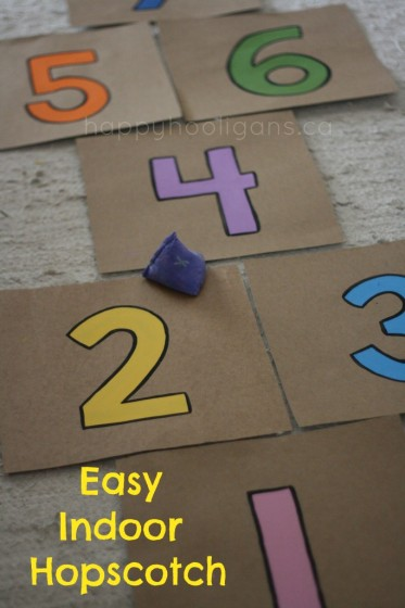 indoor-cardboard-hopscotch
