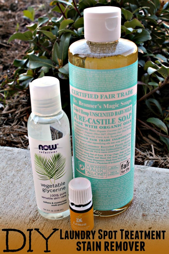 Natural Set In Stain Remover