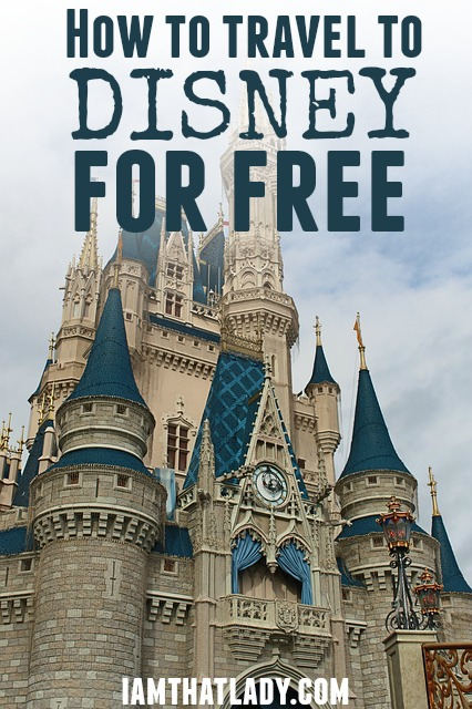 What if I told you I went to Disney for free? Here is exactly how to do that!