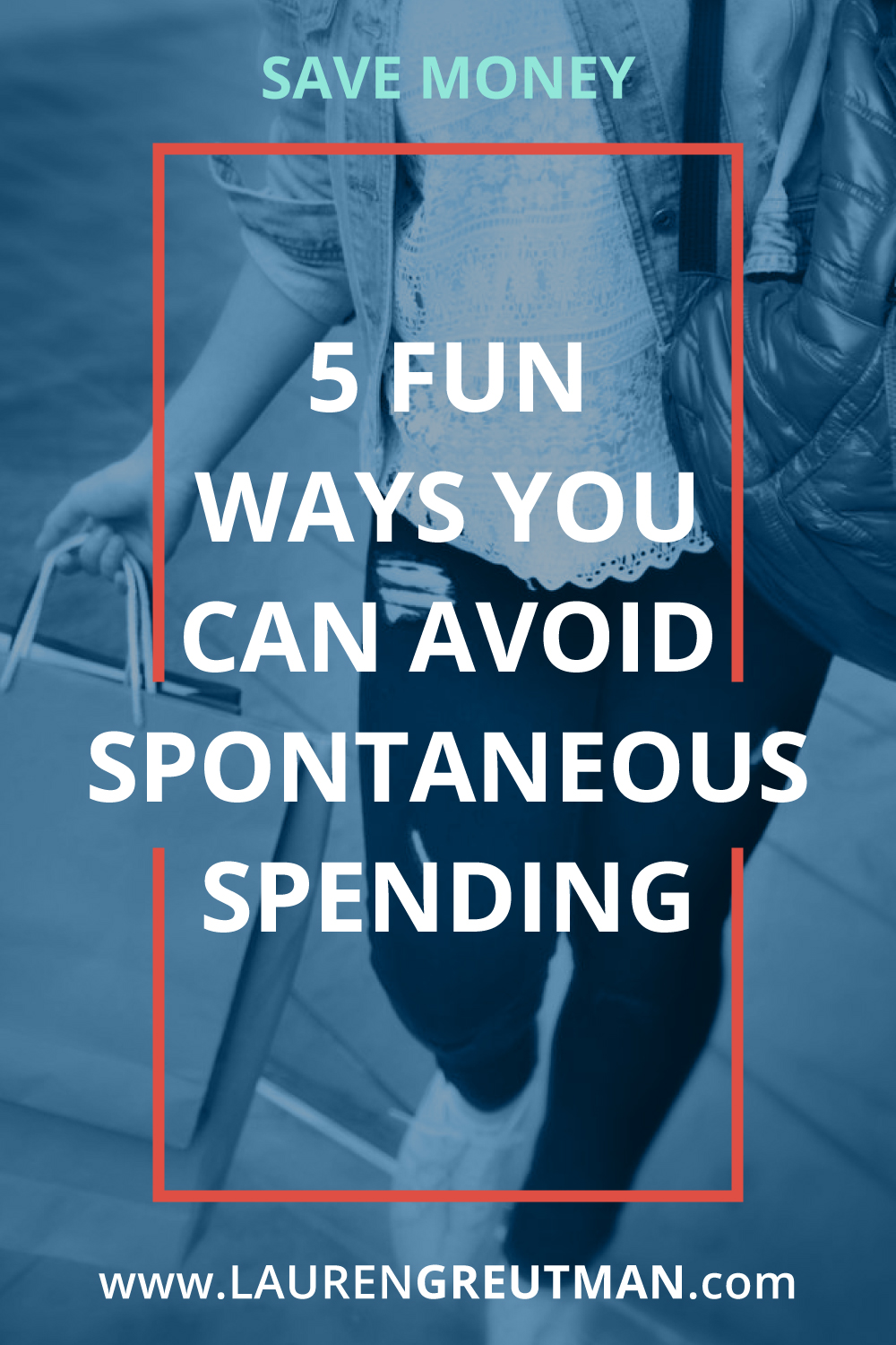 Whether you consider yourself a Spender or not, Impulse Buying or spontaneous spending can be your budget's downfall. Here are 5 FUN ways to curb it!