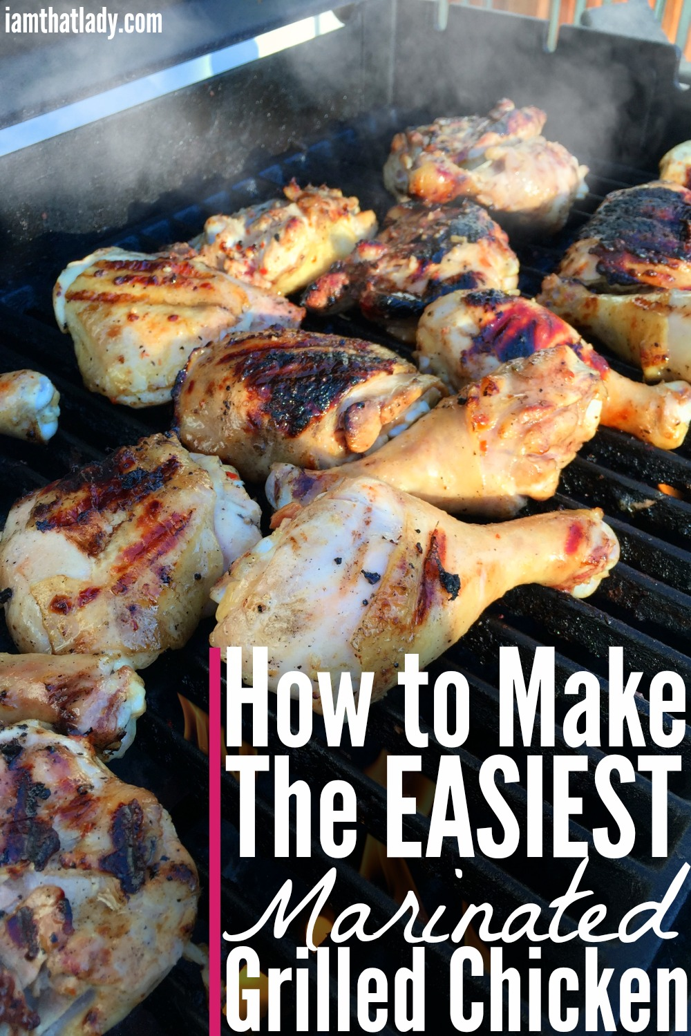 The easiest marinated grilled chicken lauren greutman looking for a super cheap yet delicious crowd pleaser check out this grilled chicken and forumfinder Image collections