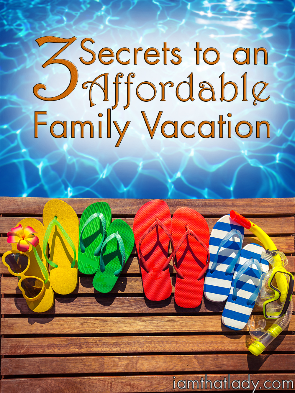 Summer is upon us and you may be wanting to go on a vacation this year. We have a secret, actually 3 secrets to have an affordable family vacation. We actually just booked an entire week vacation directly on a beach for $1,700. See how we are getting a great deal and how you can do it too!