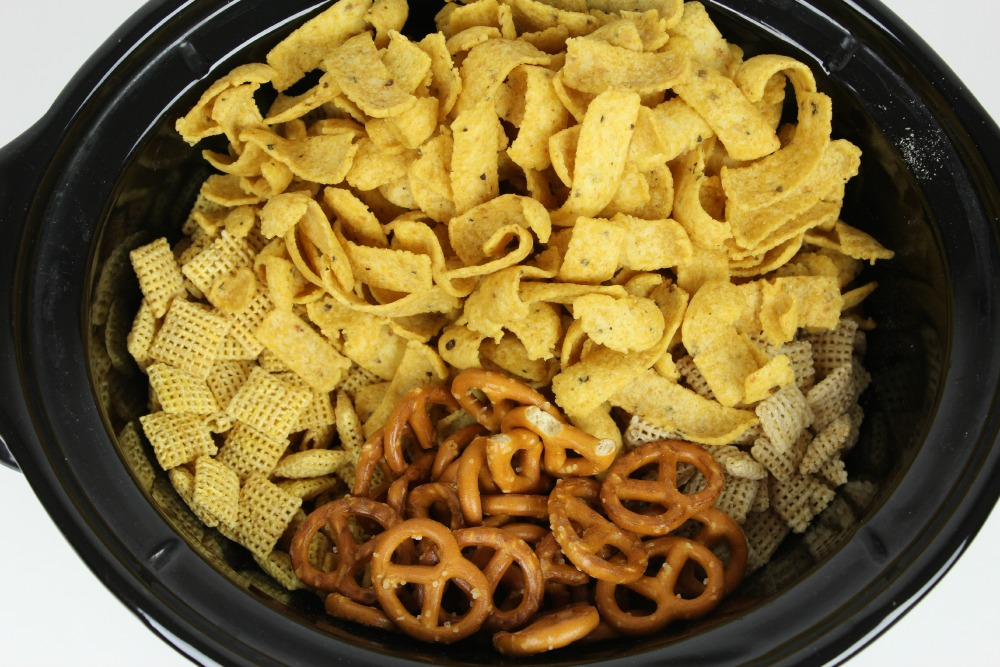Chex Mix recipe