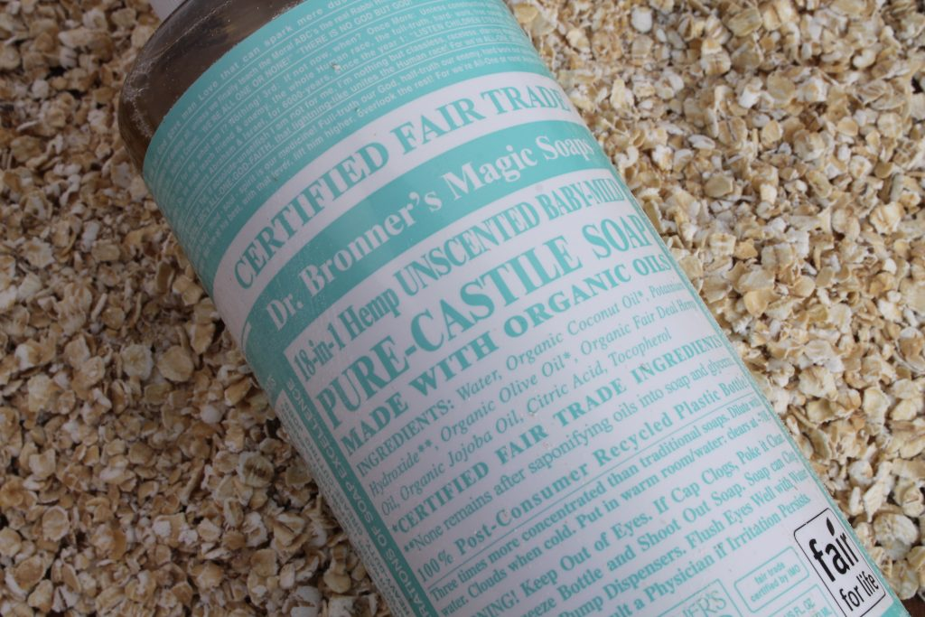 gentle exfoliant face wash horizontal all in focus
