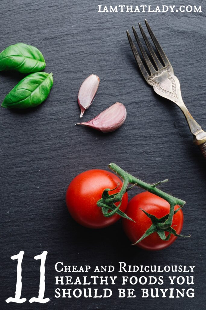 Is it impossible to eat healthy without breaking the bank? It definitely isn't if you are crafty with your shopping! One of the most common mistakes shoppers make are buying healthy foods that are not easy to translate into multiple dishes. Cooking healthy does not need to be expensive or inconvenient.  Here are 11 cheap and healthy foods you should be buying