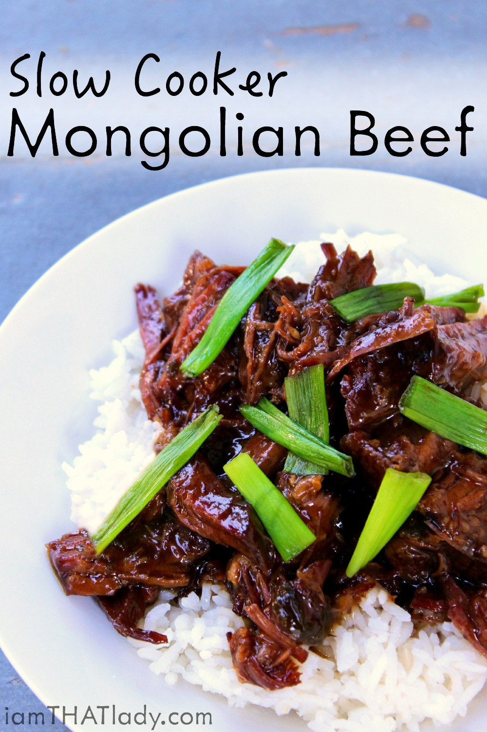 Slow cooker mongolian beef lauren greutman pf changs mongolian beef is sooo good there are a lot of good copycat recipes forumfinder Choice Image