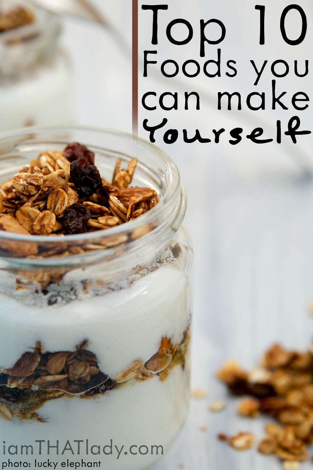 Trying to start making more foods at home? Check out these Top 10 Foods you can Make Yourself very easily!