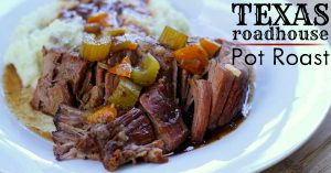pot roast crockpot recipe