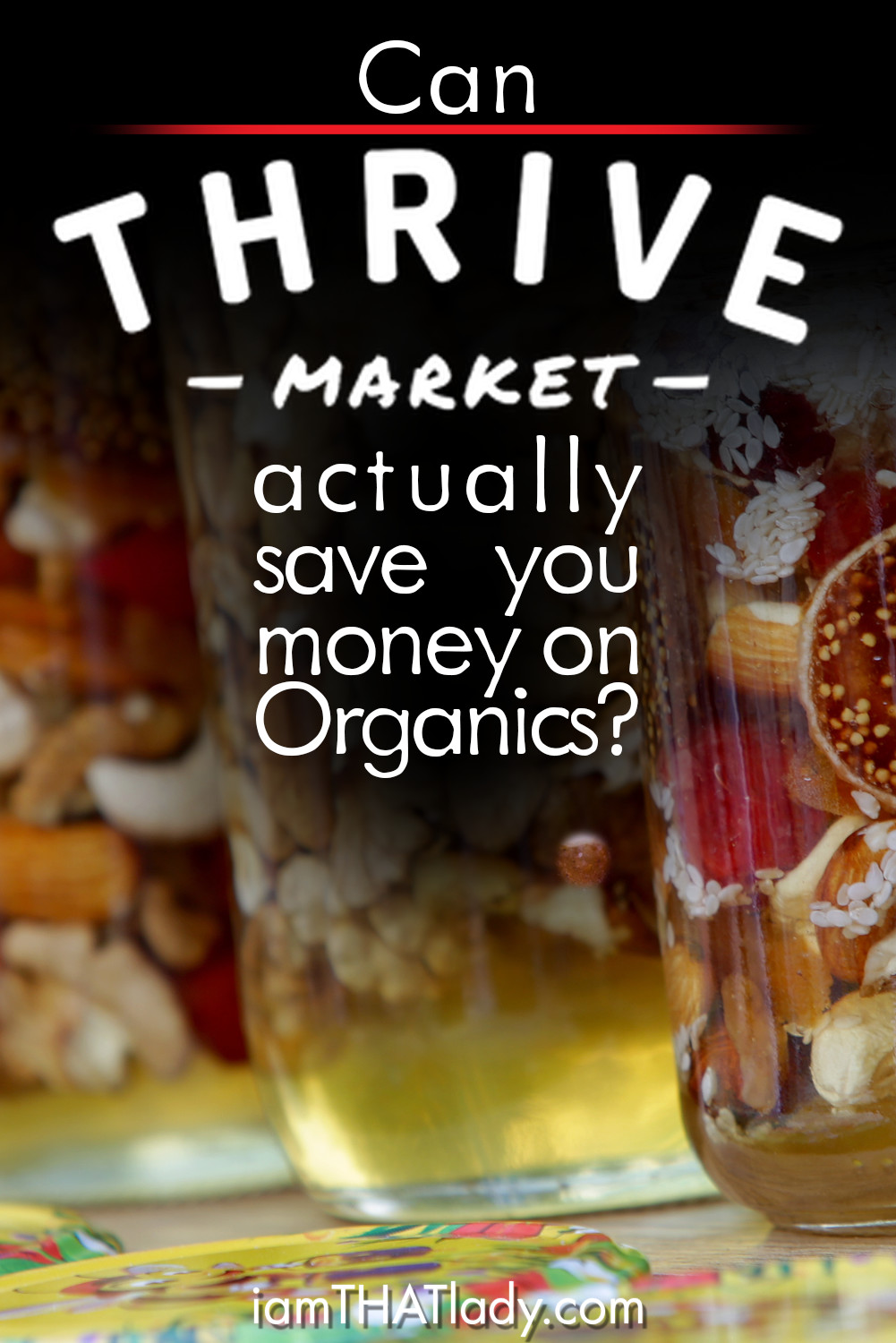 Have you checked out Thrive Market? Find out if they can actually save you money on organic foods!