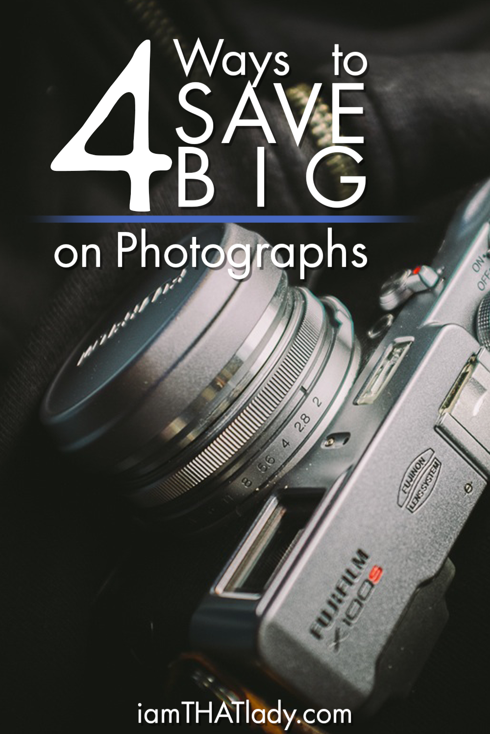Need Awesome photos on a budget? Then check out these 4 Ways to SAVE BIG on Photographs!