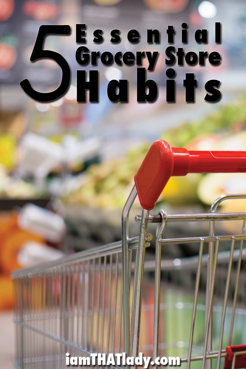 You are spending too much money in the grocery store if you don't have these 5 habits!
