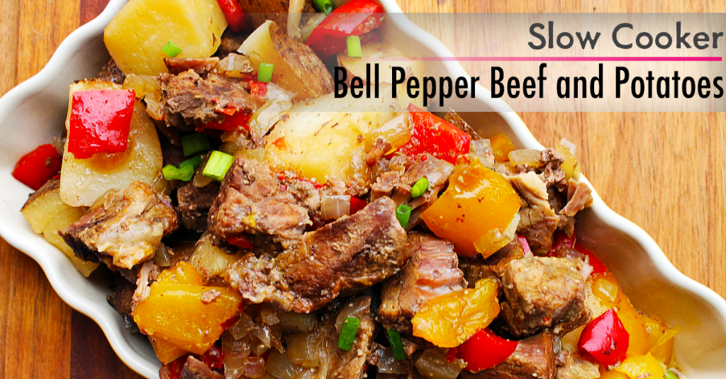 Beef Bell pepper FB