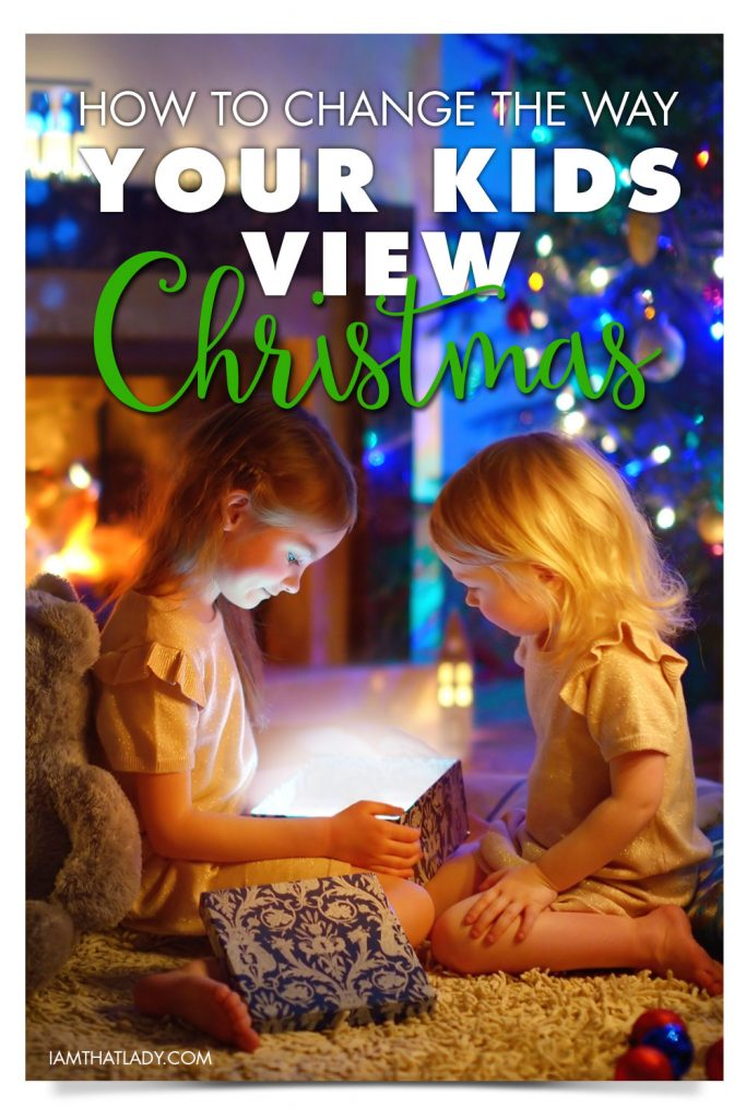 Are you thinking about changing the way you do Christmas at your house? You may be holding back because you are not sure how your kids will handle it.  We cut back a few years ago and here is what we learned along the way....