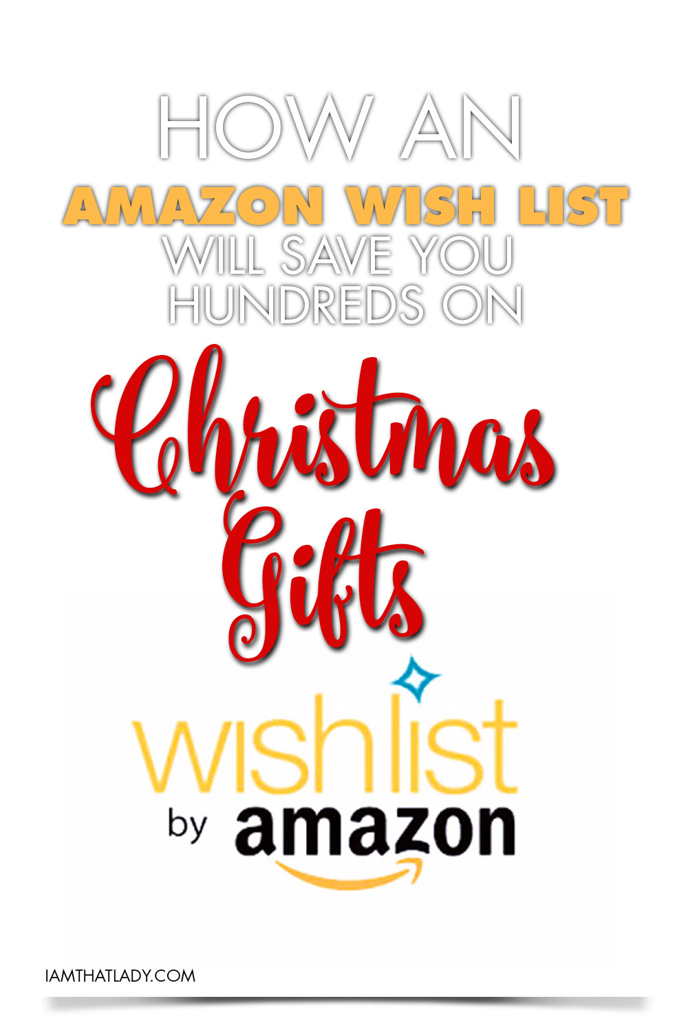 How an Amazon Wish List Will Save You Hundreds on Christmas Gifts ...