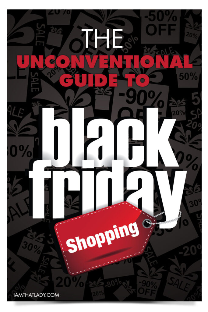 Are you looking to save money on Black friday this year? The crazy thing is, you don't have to do what you think you need to do. Here is the unconventional guide to black friday shopping that will save you hundreds!
