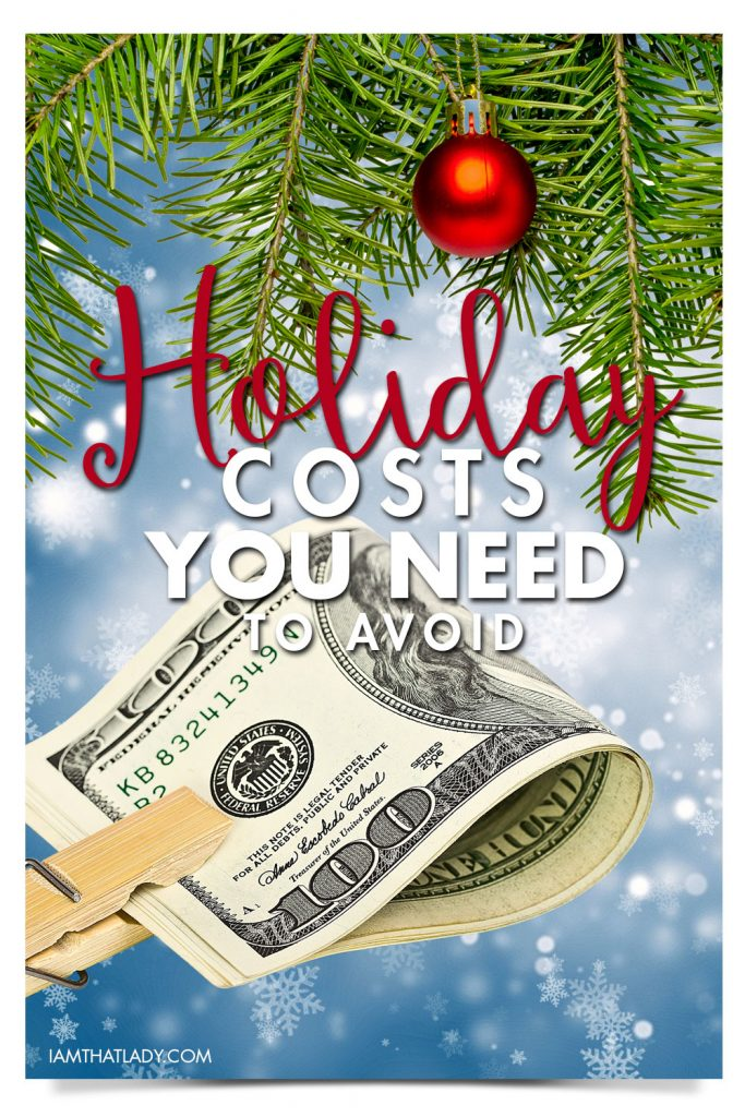 hidden holiday costs
