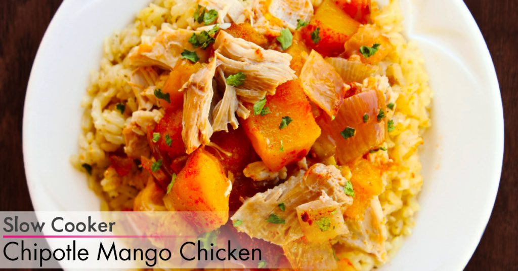 Chipotle Mango Chicken FB