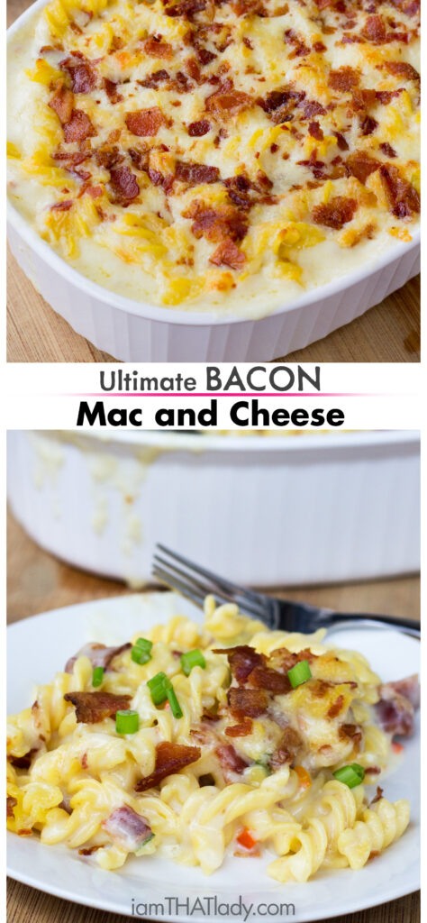 bacon mac and cheese