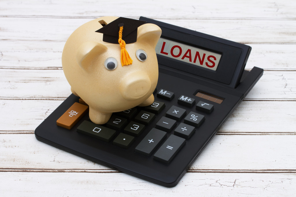 Calculating your student loans