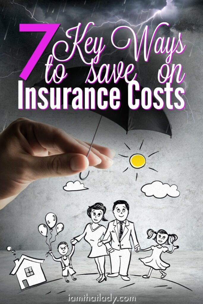 Insurance is expensive! But follow these 7 tips and you will know you're getting the best products for the best price!