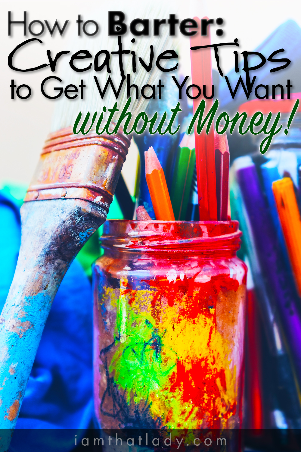 how to barter  creative tips to get what you want without