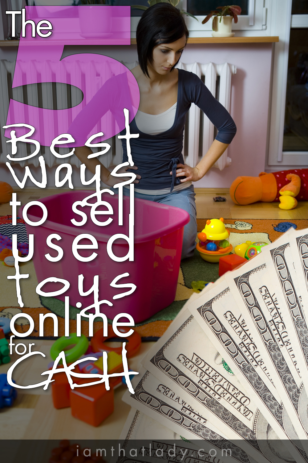 the 5 best ways to sell used toys online for cash