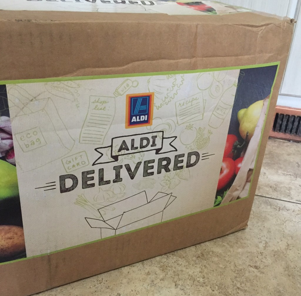 ALDI Delivered Box