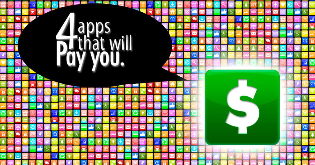 4 apps that will pay you FB