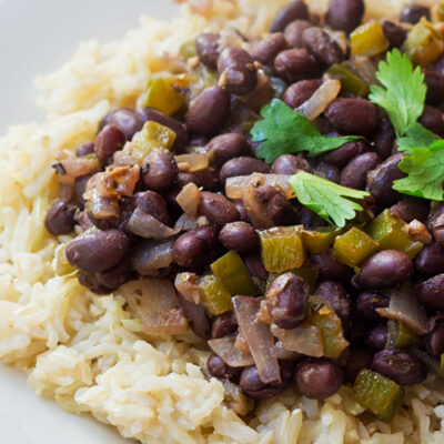 Black Beans and Rice new LG