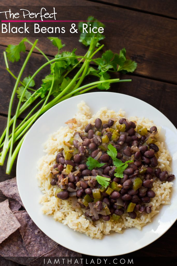 The perfect black bean and rice recipe a family favorite forumfinder Image collections