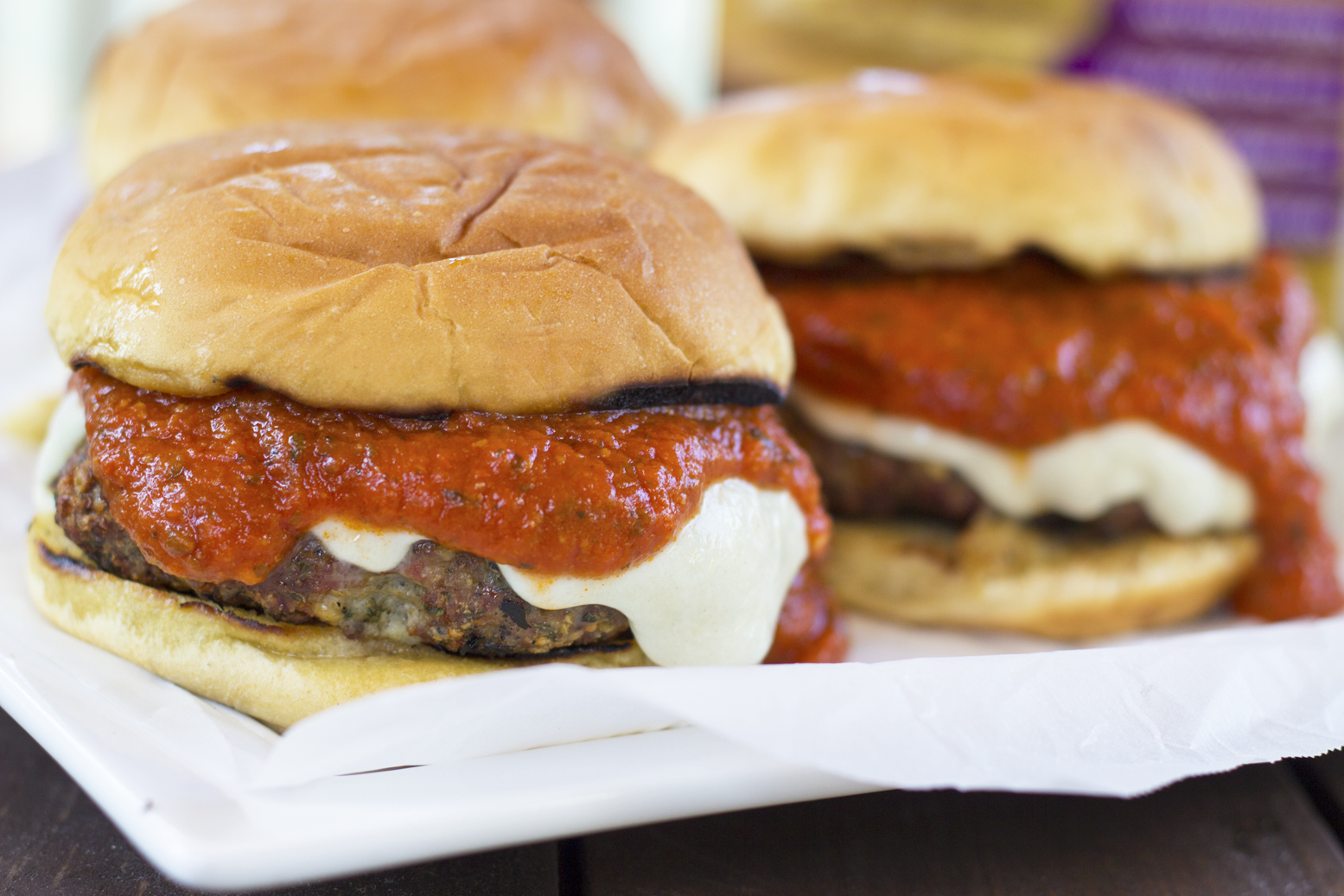 meatball sub burger the best way to eat a meatball sub