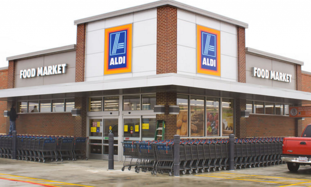 Aldi Store for budget grocery shopping