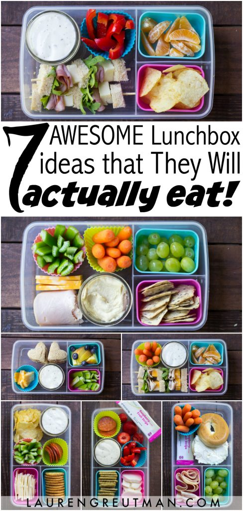 This Year I Dont Know About You But Am Determined To Have My Kids Eat Healthier Here Are The Rules For Lunch Box Ideas