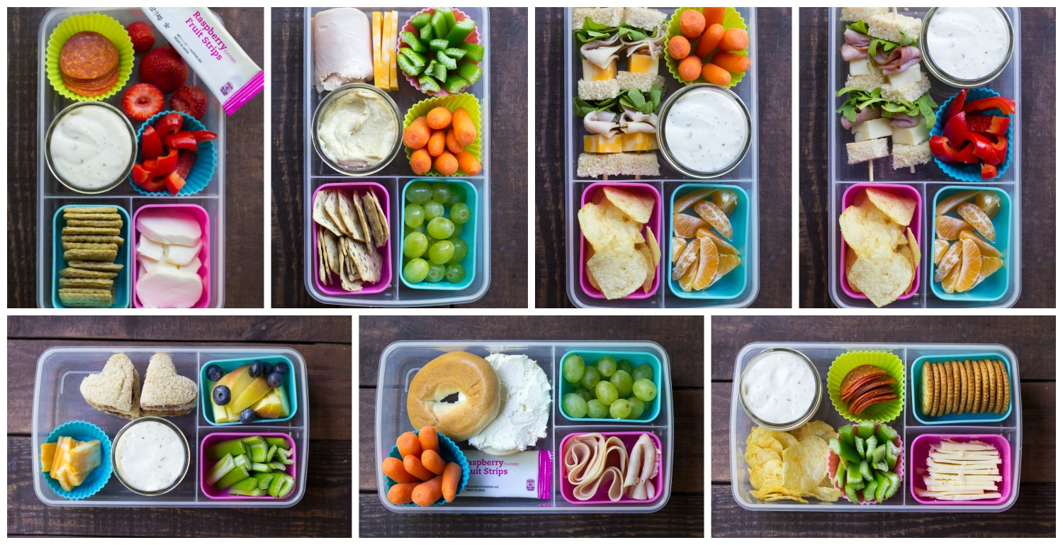 51fb516e5d0c 7 Awesome Kids Lunch Box Ideas that They Will Actually Eat - Lauren ...