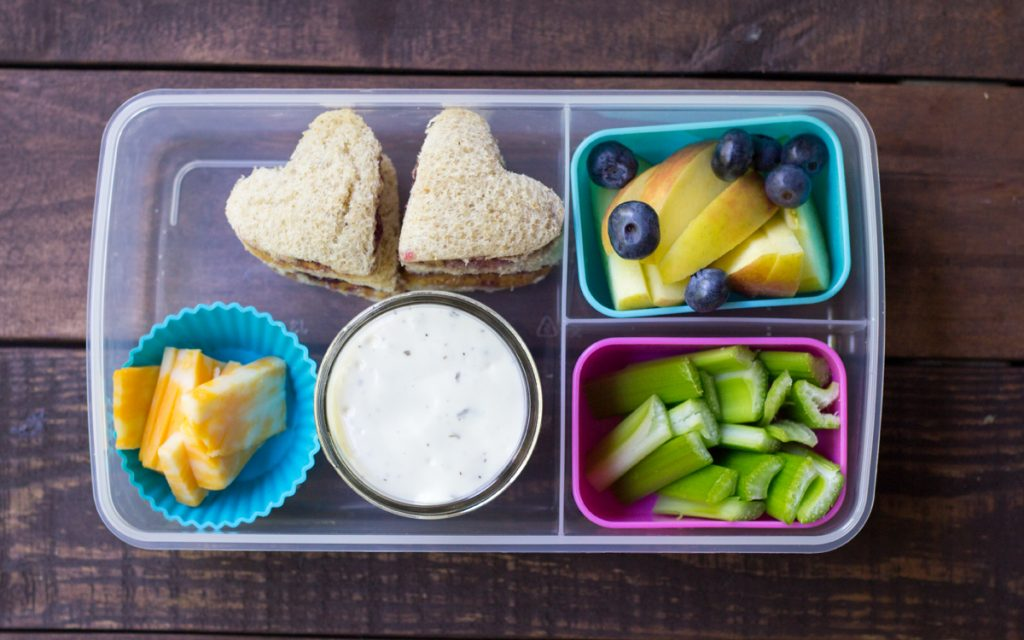7 lunch box ideas heart sandwiches