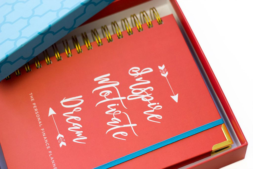 Planner in box