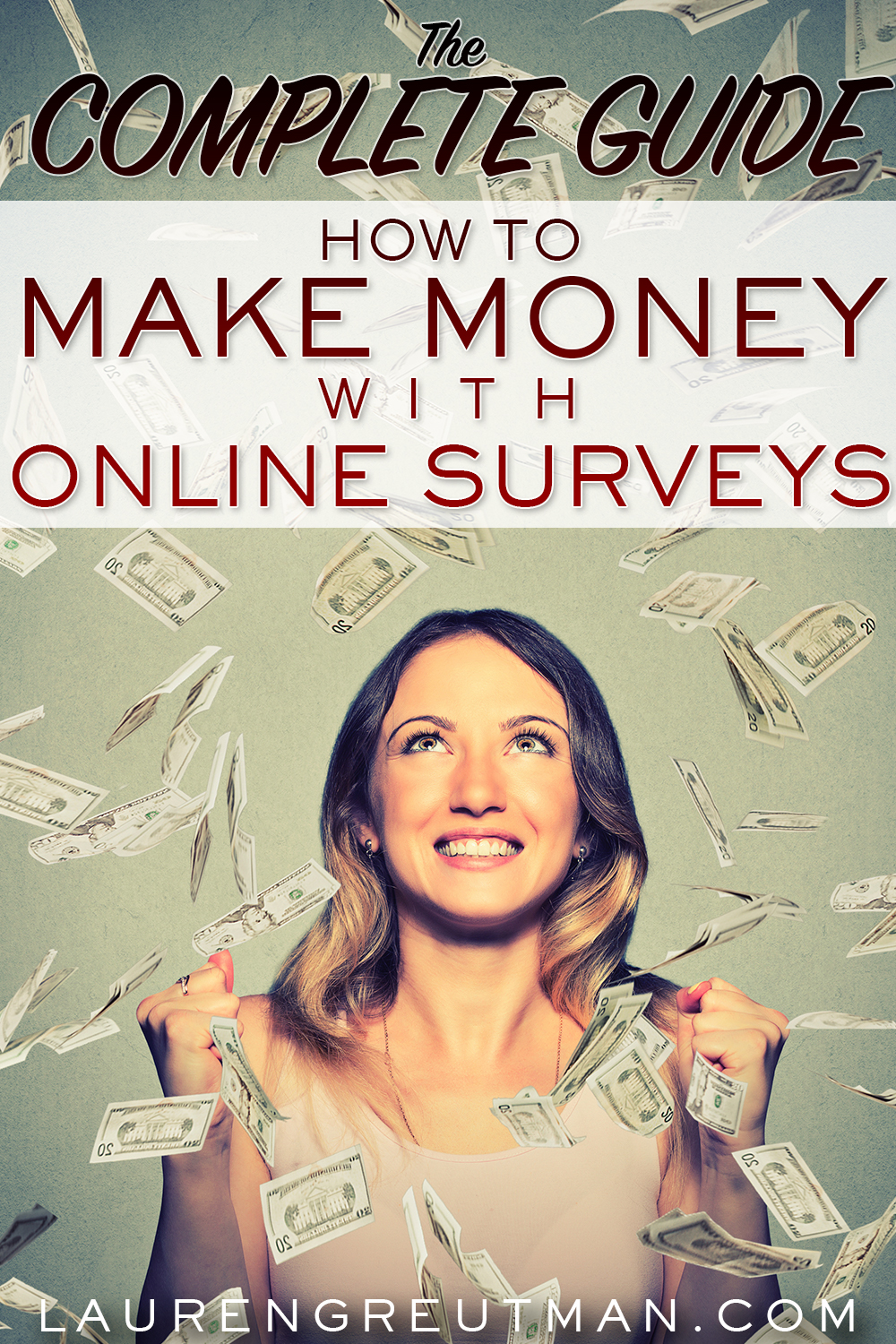 Are you interested in knowing how to Make Money Doing Surveys? This post breaks it down for you step by step so that you can make a lot of money this year!